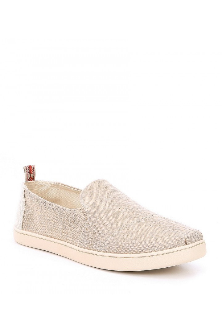 Toms Rose Gold Slip On